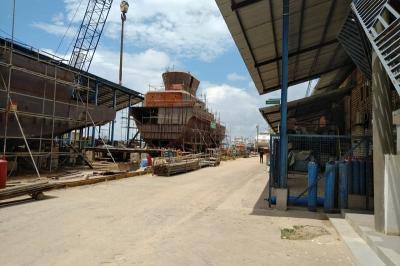 Keren, Kapal Made in Indonesia Siap Angkut Material untuk Industri Migas