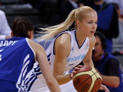 Antonija Sandric, Pebasket Cantik asal Kroasia yang Tolak Tawaran Jadi Model