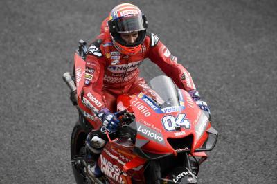 Manajer Sebut Dovizioso Enggan Pensiun dari MotoGP