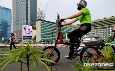 Dokter Ungkap Alasan Banyak Orang Bersepeda di Era New Normal