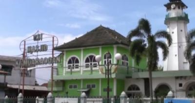 Tertua di Palembang, Masjid Muara Ogan Masih Kokoh dan Megah Berdiri