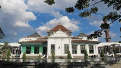 Intip Pesona Masjid Agung Sultan Mahmud Badaruddin Palembang