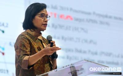 Sri Mulyani Curhat Lagi Sibuk Ngurus Ekonomi Digital Dikagetkan Covid-19