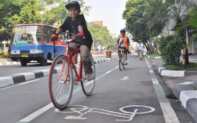 Heboh Pajak Sepeda, Ternyata yang Diatur soal Aturan Lalu Lintasnya
