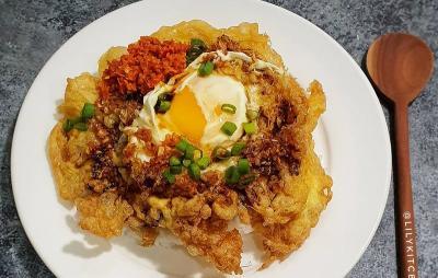 Resep Masakan Telur Dadar Crispy, Mudah dan Murah