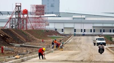 Kawasan Industri Batang Tampung Pabrik yang 'Kabur' dari China