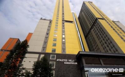 691 Orang Dirawat di RSD Wisma Atlet Terkait Covid-19 per 6 Juli