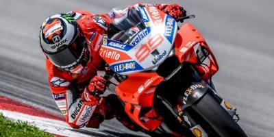 Ayah Lorenzo Benarkan Anaknya dalam Negosiasi dengan Ducati