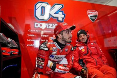 Negosiasi Kontrak Dovizioso dengan Ducati Tunggu Bergulirnya Beberapa Balapan