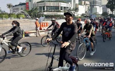 Pilihan Masker Kain yang Cocok Dipakai saat Bersepeda