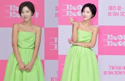 Alasan Hwang Jung Eum Bintangi Drama To All The Guys Who Loved Me