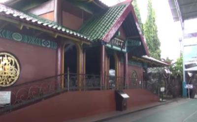 Uniknya Masjid Cheng Ho Warisan Budaya Indo-China