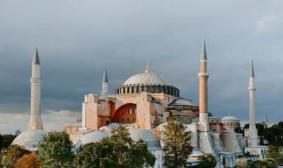 Sejarah Hagia Sophia: Simbol Keagamaan hingga Politik di Turki
