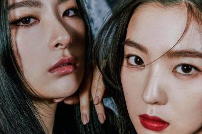 Baru Dirilis, Album Monster Duo Irene-Seulgi Rajai Chart iTunes 45 Negara