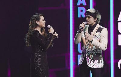 Bak Mimpi, Aurel Hermansyah Terharu Kalahkan Lagu BLACKPINK