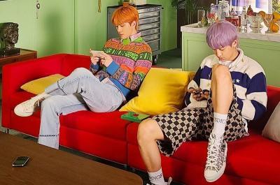 Beri Kado Manis untuk Fans, EXO-SC Tiba-tiba Rilis MV Telephone