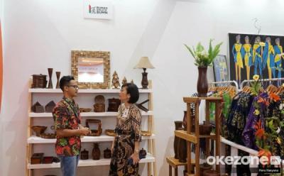 Sri Mulyani hingga Erick Thohir Jamin Kredit Modal Kerja UMKM