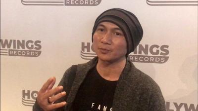 Klarifikasi Anji Soal Kritik Panggung Dangdut di Wisma Atlet