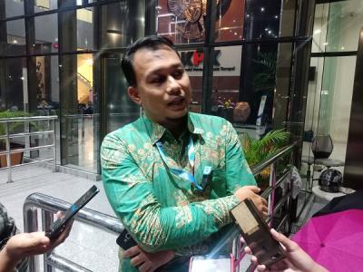 DPR Rapat dengan KPK dan Dewas di Markas Antirasuah
