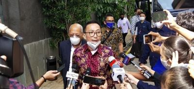 DPR Gelar Rapat Tertutup dengan KPK di Gedung Merah Putih, Ada Apa?