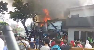 Padamkan Kebakaran Manggarai, DPKP DKI Tambah 80 Personel dan 13 Mobil Pemadam