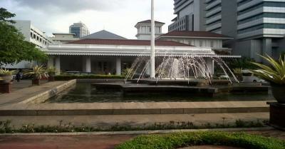 Guncangan Gempa Banten Tak Dirasakan di Kantor Anies