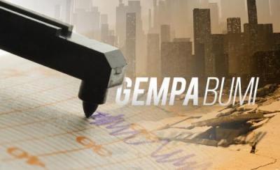 Gempa Banten M5,4 Terasa hingga Wilayah Bogor