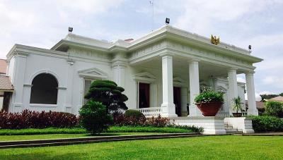 Guncangan Gempa Banten Tak Terasa di Istana Presiden