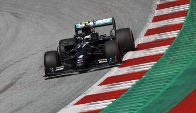 Bottas Hampir Gagal Menangi di F1 GP Austria 2020