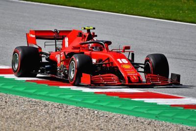 F1 GP Austria 2020 Bongkar Kekurangan Mobil Ferrari