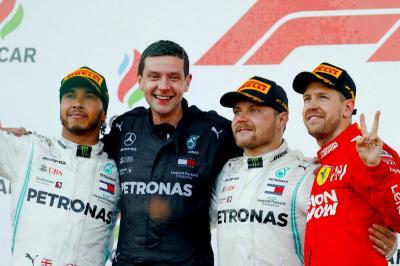 Tutup Peluang Vettel, Mercedes Bakal Perpanjang Kontrak Hamilton dan Bottas
