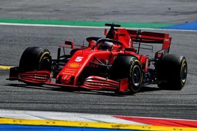 Vettel Lakukan Kesalahan seperti Pembalap Muda di F1 GP Austria 2020