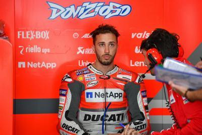 Pirro Optimis Dovizioso Bisa Jalani Balapan Seri Pembuka MotoGP 2020