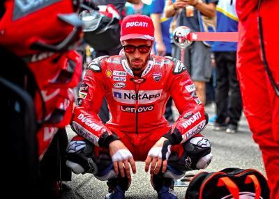 Manajer Tegaskan Dovizioso Tak Ingin Pensiun dari MotoGP