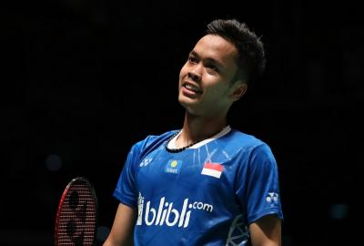 Anthony, Jonatan, dan Shesar Diprediksi Jejaki Final PBSI Home Tournament