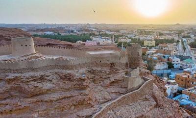 Al-Jouf, Situs Peradaban Kuno Warisan Kaum Tsamud