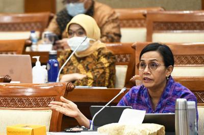 Arahan Sri Mulyani, PNS Kemenkeu Akan Work From Home Permanen