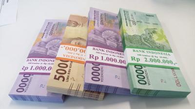 Rupiah Menguat Tipis di Rp14.439 USD