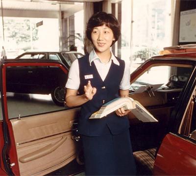 Kisah Kyoko Shimada, Wanita Pertama yang Jadi Desainer Mobil di Jepang