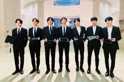 Big Hit Tanggapi Tuduhan BTS Kuliah S2 untuk Tunda Wajib Militer