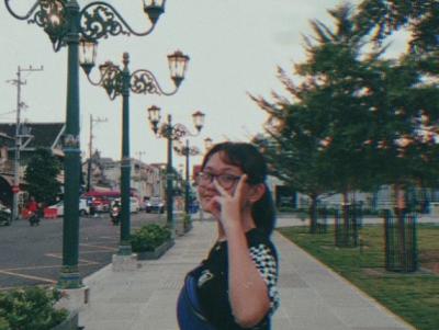 3 Potret Amanda Putri, Gadis Tik Tok Viral yang Disebut Mirip Sule