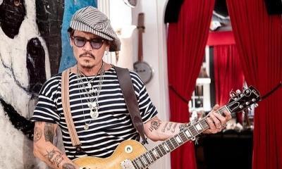 Johnny Depp Akui Jadi Pemasok Ganja untuk Putrinya