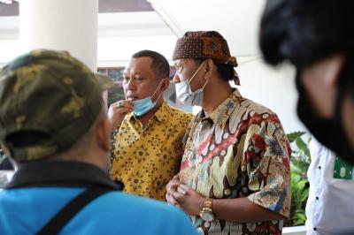 Sindiran Pengundang Rhoma Irama untuk Bupati Bogor Usai Dinyatakan Negatif Covid-19