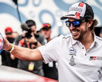 Fernando Alonso Resmi Comeback ke F1, Gantikan Ricciardo di Renault