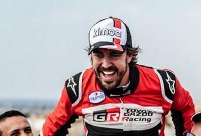 Fernando Alonso Luapkan Rasa Bahagia Kembali ke Renault untuk F1 2021