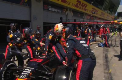 Jelang F1 GP Styria 2020, Duo Red Bull Bertekad Tebus Kekecewaan Pekan Lalu