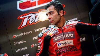 KTM Dianggap Terburu-buru Rekrut Danilo Petrucci
