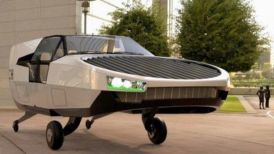 Mobil Listrik Bertenaga Hidrogen Potensial Jadi Taksi di Masa Depan