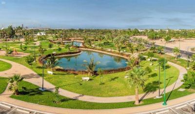 Taman Danau Yanbu, Ikon Wisata Kota Pintar di Arab Saudi