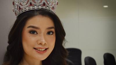 Pandemi Covid-19, Miss Indonesia 2020 Carla Yules Aktif Terjun Kegiatan Sosial
